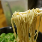33308216 - 14.12とんこつ坦々麺(ハリガネの麺)
