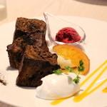 Audi Delight Cafe - ティラミス エスプレッソのパンペルデュ