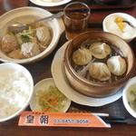 食べ放題 本格中華居酒屋 東順永 - 日替り+小龍包    ¥800-→¥500-