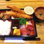 和風レストラン 倉 - 料理写真:和風レストラン 倉 @佐野 えびフライ弁当 1,050円