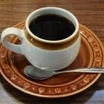 市場珈琲 - 深煎りコーヒー300円