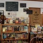 市場珈琲 - 店内の雰囲気