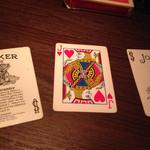 ディーズガレージバー - マスターのトランプマジック