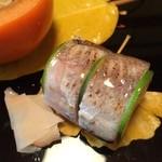 建仁寺 祇園 丸山 - かます寿司