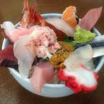浜小屋 - 三浜丼