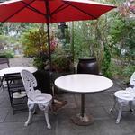Garten Cafe ぶ楽り - テラス席