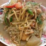 アロイ食堂 - 料理写真:タイカレー