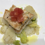 エトロワ食堂Ami - めかじきとジャガイモ