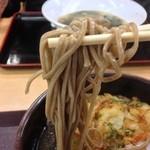 佐野サービスエリア(下り線)レストラン・スナックコーナー - そばアップ