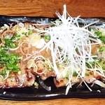 33317421 - 牛たん炙り ぽん酢