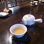 蕎麦の三心 - そば茶