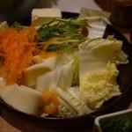 どん亭 - 野菜