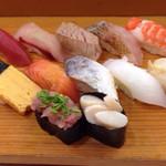 江戸前 びっくり寿司 - ランチ