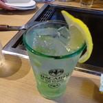 千房 - モヒート:390円