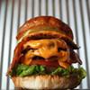 free Land Vintage & Hamburger Shop - 料理写真:当店おすすめ!ベーコンエッグチーズバーガーにパティをトッピング