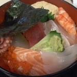 錦寿し - 海鮮丼 税込840円