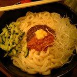 じゃじゃや 柏木店 - じゃじゃ麺(1玉・2食味噌)