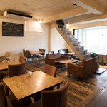 カフェ ソース - 内観写真:本店SOURCE