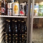 松富 - 飲物は冷蔵庫からセルフ