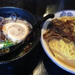 Asoji - ランチの「とんこつ」&「みそ」