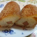 IF - 2014/12  規格外商品、ソーセージパン