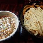 33333933 - つけ麺(中盛り)