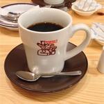コメダ珈琲店 - たっぷりブレンドコーヒー【520円】