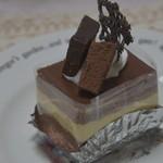 スイーツ・タケムラ - やわらかチョコレート