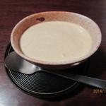 卯サギの一歩 - 豆乳プリン