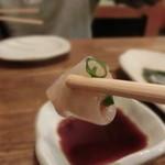 旬魚旬菜 びんびや - 旨みが感じられず、身が柔らかかった。