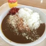 レストランかぐら - ゲレ飯はロケーション補正で五割増し^ ^