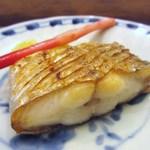 33342372 - 太刀魚の塩焼き