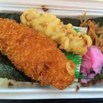 お弁当 どんどん - 料理写真:のり弁 290円(304円 税込)
