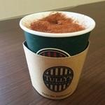 タリーズコーヒー - カプチーノ