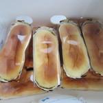 ソノキ - 料理写真:本店には半熟チーズ100円を10個お土産に購入です。