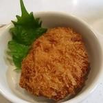 エル・パティオ - イベリコ豚のコロッケ300円