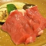 利休庵 - 料理写真:台物    ;国産牛(豊後牛)の陶板焼き