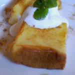 Petit Reve - フレンチトースト ハーフサイズ