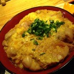 赤鶏農園 - 親子丼680円
