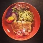 カフェ モナカ - ミラノ風カツレツ