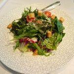33352609 - 無農薬野菜のミックスサラダ            ¥800