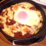 家庭料理 ひまわり - 焼きカレー