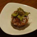 鈴懸 - 柿の和菓子