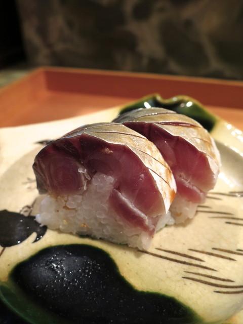 車力門 ちゃわんぶ - 鯖寿司