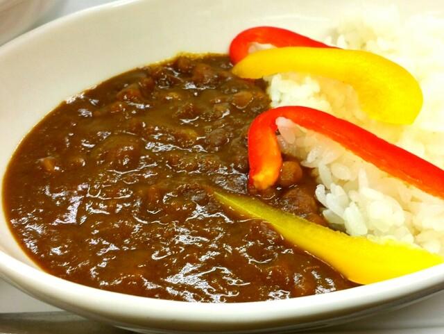 北山龍 - 豆カレー