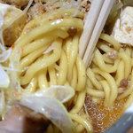 汁なし破顔 - 【季節限定】麻婆汁なし(750円)+肉増し(150円)
