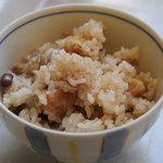 ア クールベール - 炊き込みご飯