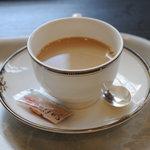ア クールベール - コーヒー