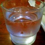 皇蘭 - お水