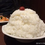 33361335 - 2014.11.19(水)絶品はフランクとハラミの炙り寿司、くらしたステーキ2000円・ラムユッケ980円気絶しそうな位美味しい!